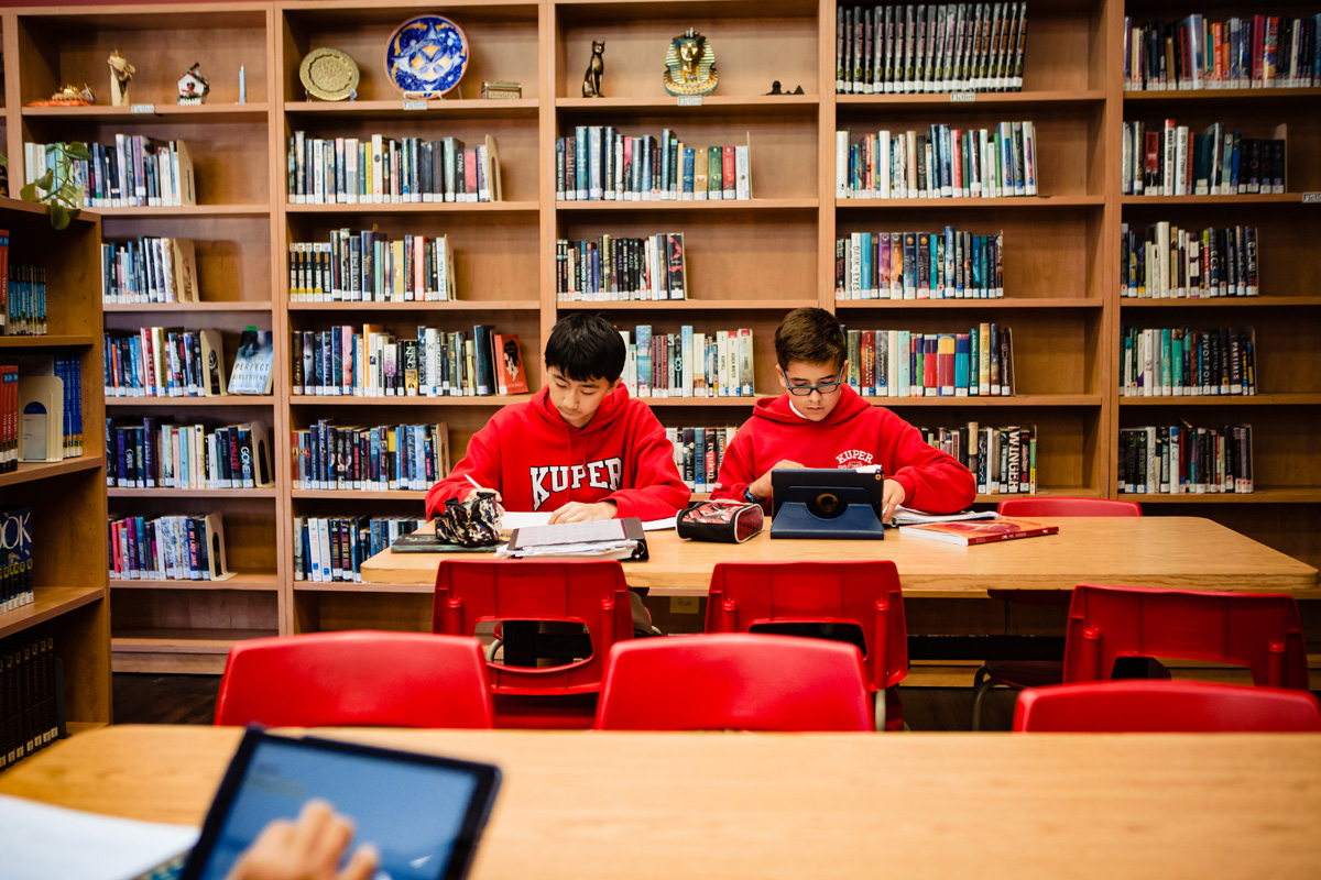 Kuper Academy - Library Resources